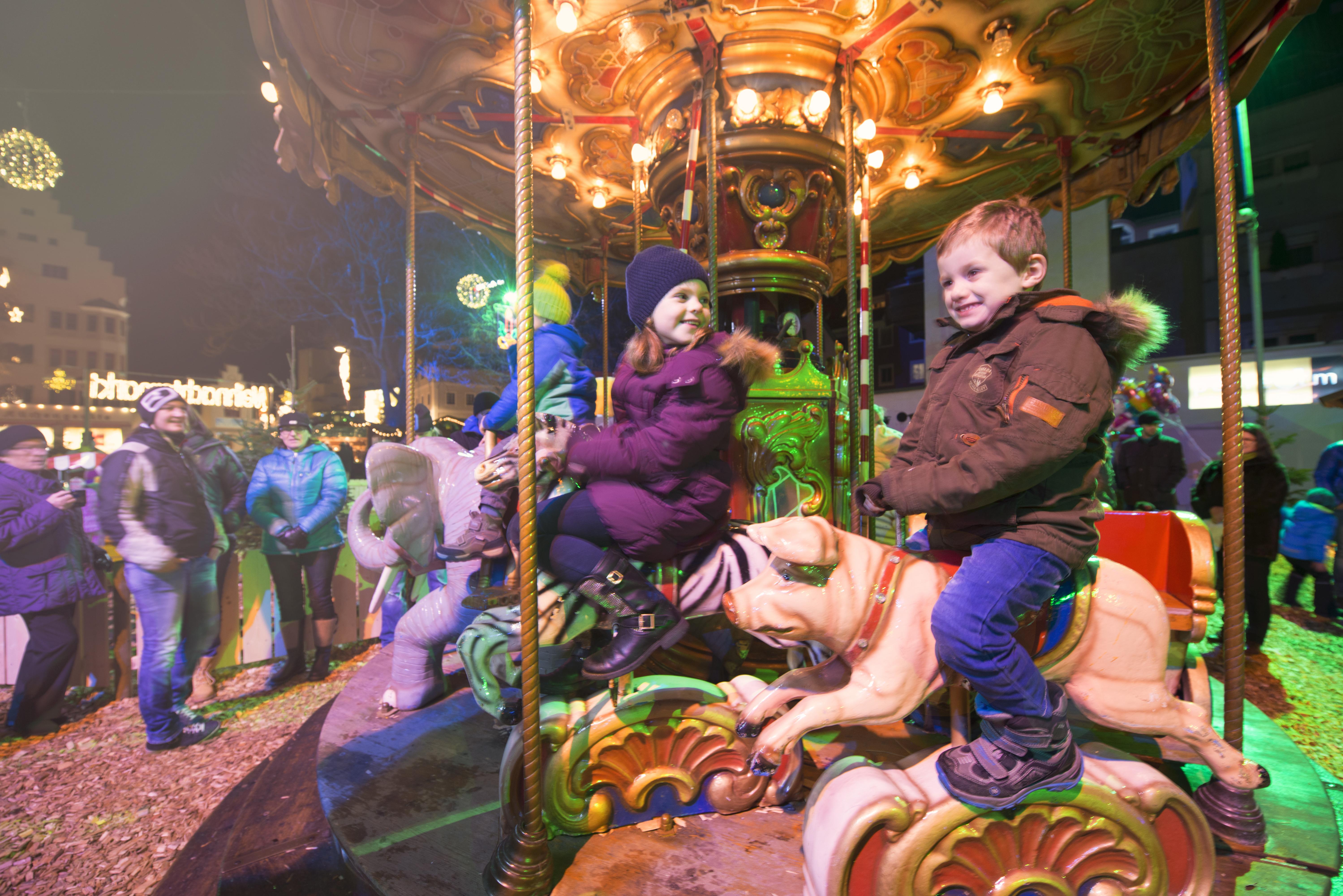 Weihnachtsmarkt Stadtpark Kufstein_(c) Advent in Tirol (2)