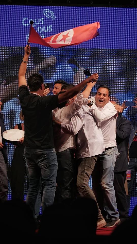 Tunisia esulta per premio giuria tecnica