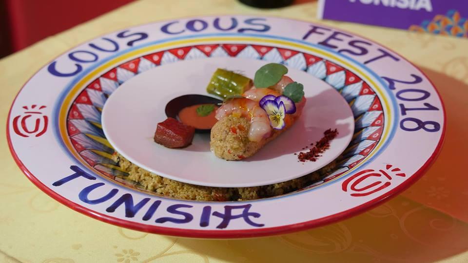 piatto Tunisia premio Miglior cous cous giuria tecnica